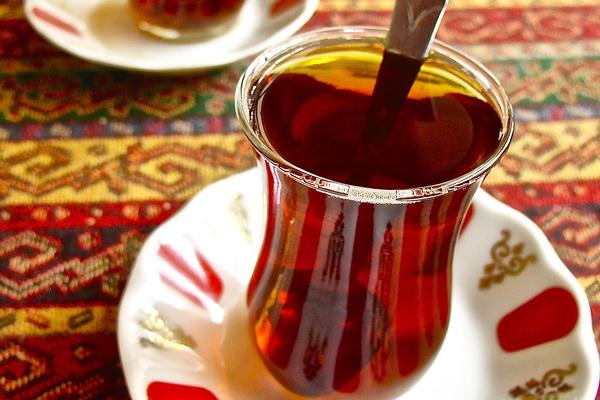 çay ile ilgili şiir