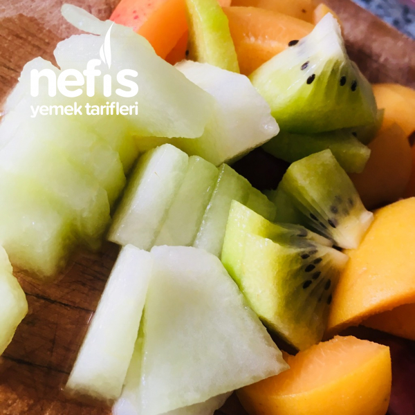 Donmuş Meyveli Yoğurt