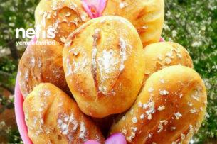 Mini Somun Ekmekler Tarifi
