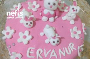 Tavşan Ailesi Doğum Günü Pastası Tarifi