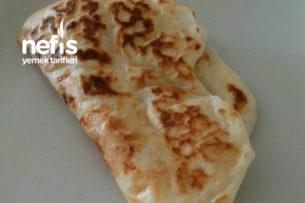 Vegan Peynirli Glutensiz Krep Tarifi