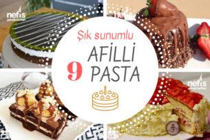 En Afilli 9 Pasta Tarifi