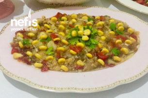 Evde Köz Salatası Tarifi