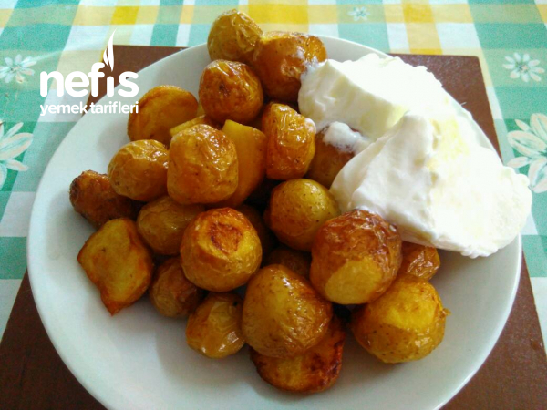 Küçük Patates Kavurması(bebbe Patates)