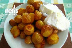 Küçük Patates Kavurması (Bebbe Patates) Tarifi