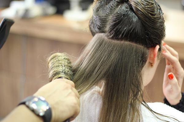 oksijenli su saç açma