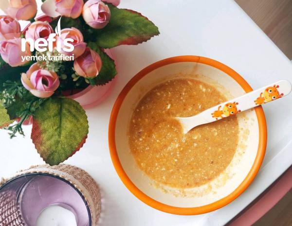 Vitamin Deposu Bebek Kahvaltısı