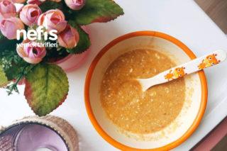 Vitamin Deposu Bebek Kahvaltısı Tarifi
