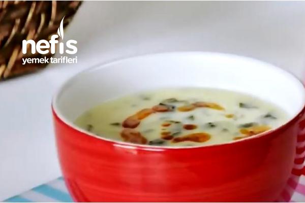 Ispanaklı Çorba Tarifi