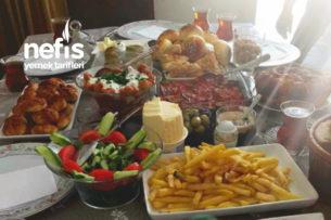 Ramazan Sonrası İlk Kahvaltı Tarifi