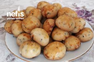 Çörek Otlu Kurabiye (Kıyır Kıyır Muhteşem) Tarifi