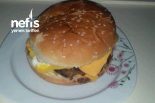 Hamburger Köftesi Ve Hazırlanışı Tarifi