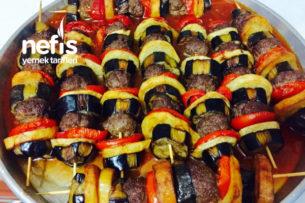 Sunum Harikası Şaşlık Kebabı Tarifi