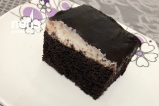 Ağlayan Pasta (Yedikçe Mutluluk Veren) Tarifi
