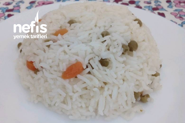 Basmati Pilavı (Garnitürlü)