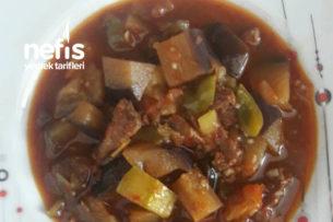 Patlıcan Yemeği (Etli) Tarifi