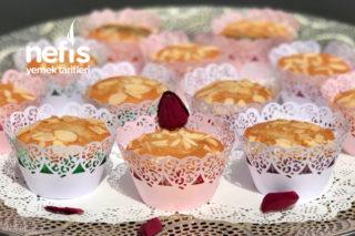 Vişne Soslu Sürpriz Muffins ( Müthiş Leziz Pamuk Gibi) Tarifi