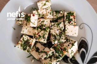 Baharatlı Beyaz Peynir Tarifi