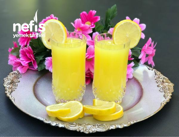Buzluk Limonatası (kesinlikle Acı Olmuyor)