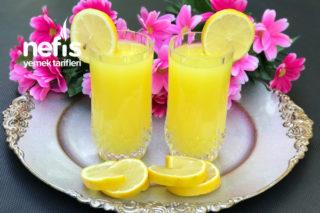 Buzluk Limonatası (Kesinlikle Acı Olmuyor) Tarifi