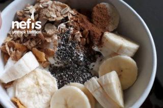 Pratik Doyurucu Kahvaltı (Diyetisyen Eşiliğinde) Tarifi