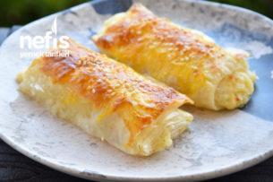 Çok Kolay Patatesli Çıtır Börek Tarifi