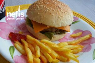 Evde Hamburger Yapımı (Müthiş Lezzet) Tarifi