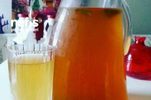 Limonlu Naneli İce Tea (Limonlu Soğuk Çay) Tarifi