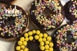Tam Ölçü Donut Tarifi