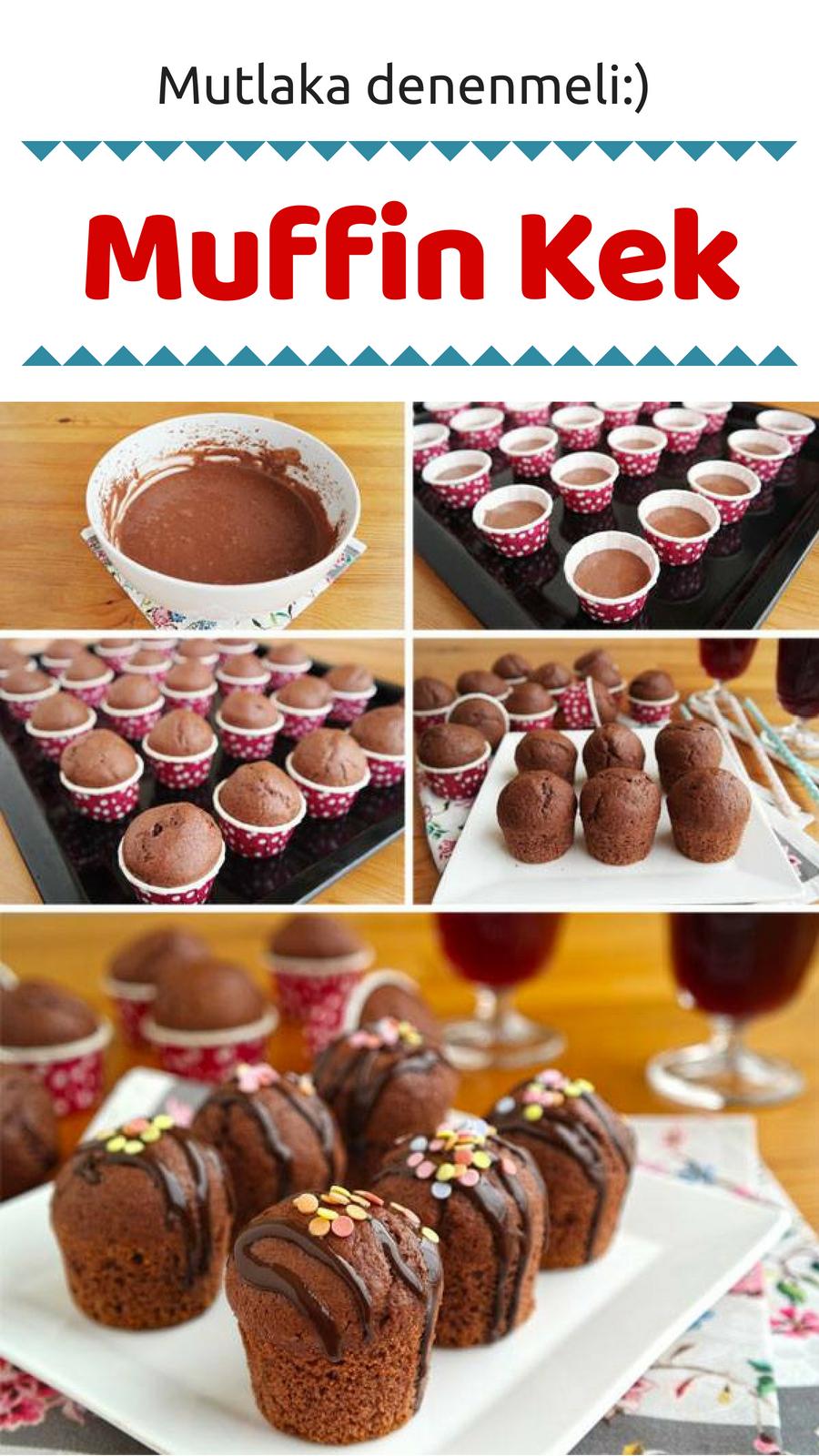 Kakaolu Cupcake Videosu