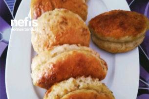 Bayat Ekmek Poğaçası (Muhteşem Dönüşüm Puf Puf) Tarifi