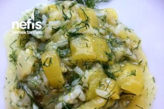Zeytinyağlı Kabak Yemeği (Nefis) Tarifi