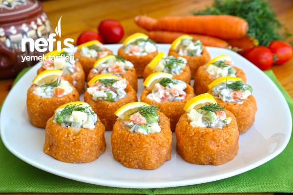 Çanak Salata