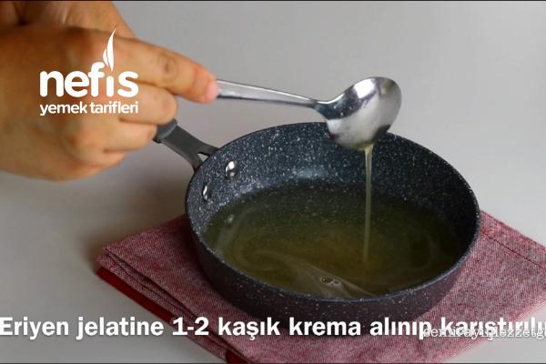 Tuna Dalgaları Pastası (Donauwelle) (videolu)