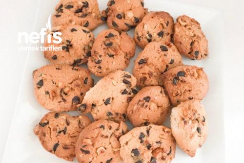 Beyaz Cikolatali, Findikli Kurabiye Enfes Yemek Tarifleri