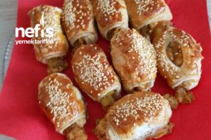 Kahvaltıda Patates Milföy Tarifi