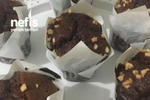 Kuş Üzümü Ve Fındıklı Muffin Tarifi