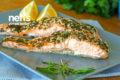 Sar Pişir Somon Tarifi (15 Dakikada Yumuşacık )