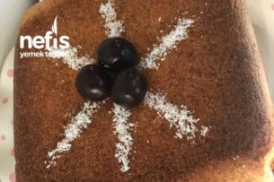 5 Dakikada 5 Çayı Tarçınlı Keki Tarifi