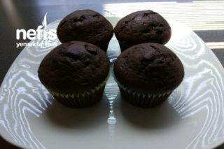 Çikolatalı Muffin (Kakaolu Kağıt Kek) Tarifi