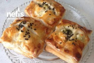 Mini Milföy Böreklerim (Peynirli) Tarifi
