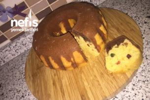 Nefis Lezzette Kakaolu Portakallı Kek Tarifi