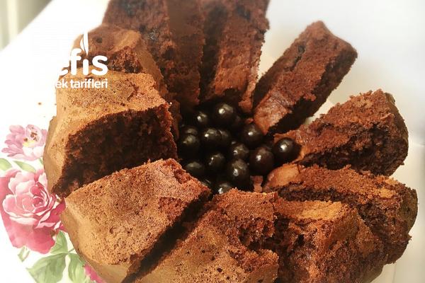 Çikolatalı Süper Kek Tarifi