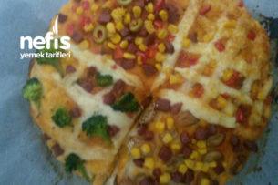 Ev Yapımı Nefis Pizzam Tarifi