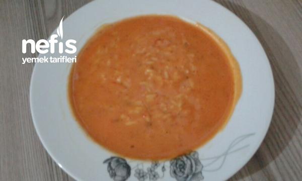 Kabak Çorbası (+8 Aylık)