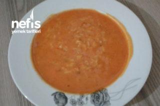 Kabak Çorbası (+8 Aylık) Tarifi