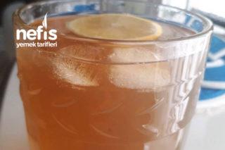 Yağ Yakıcı Buzlu Yeşil Çay Tarifi