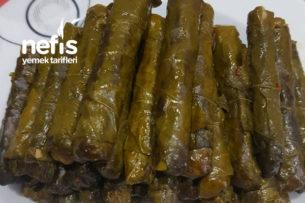 Düdüklüde Sarma Pişirme Tarifi