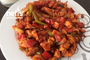 Mantar Soteli Tavuk (Bandır Bandır Ye) Enfes Tarifi
