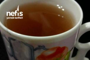 Zayıflama Yeşil Çay Tarifimiz